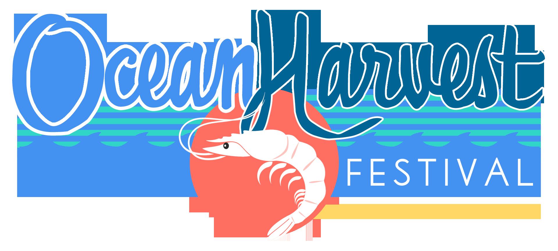 Ocean Harvest Festival Logo